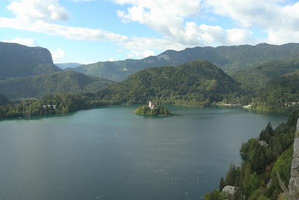 슬로베니아의 블레드섬.지평인문사회연구소