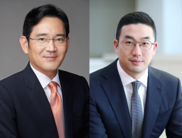 이재용 삼성전자 부회장과 구광모 LG그룹 회장이 전장사업에서 맞붙었다.