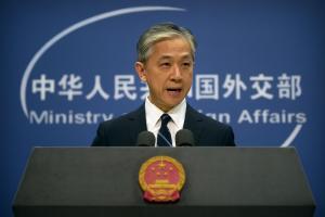 """중국 """"대만 분리독립은 죽음의 길""""…대만과 가까워지는 미국에 경고"""